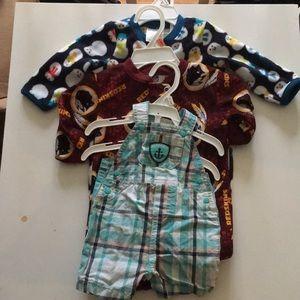 New born clothes 0-3 mont size
